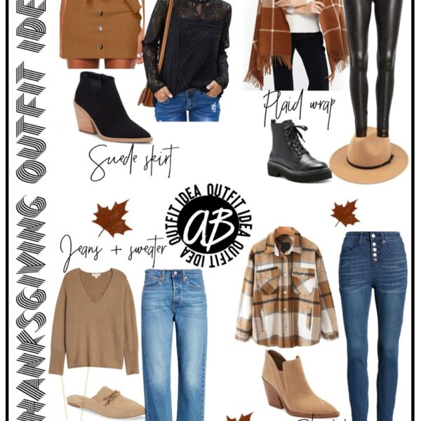 Thanksgiving Outfit Ideas 2020