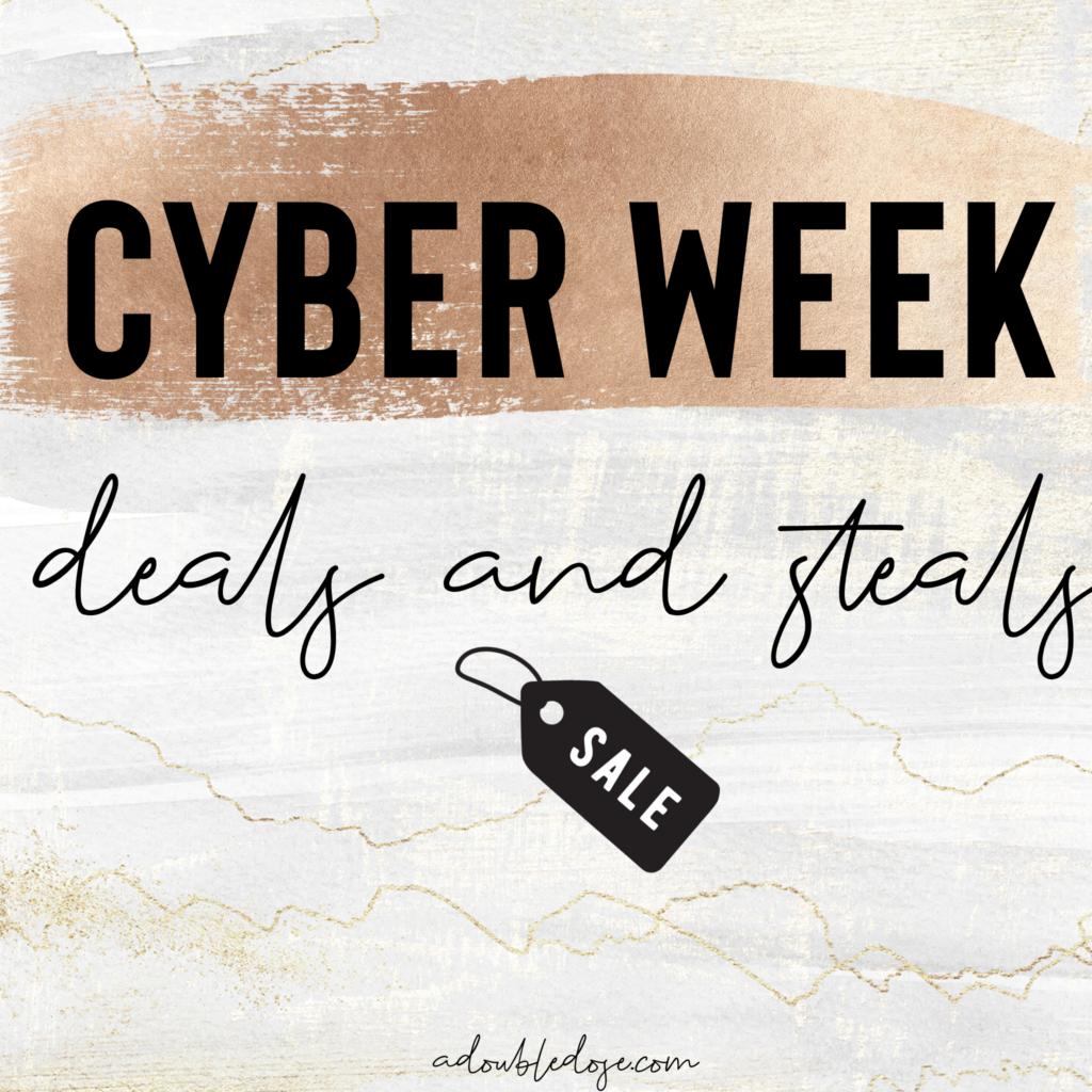 lifestyle and fashion bloggers alexis and samantha belbel share the best black friday and cyber monday deals happening in 2020