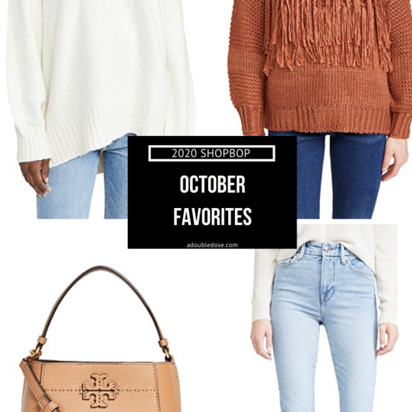 October Shopbop Favorites
