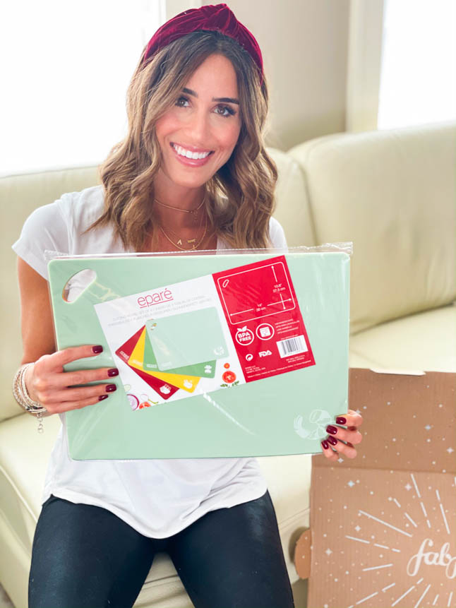 alexis and samantha belbel share their review of the FabFitFun winter box subscription and all the items in it | adoubledose.com
