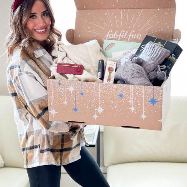 Our Honest Review FabFitFun Winter Box