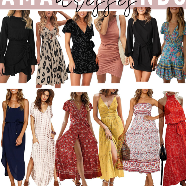 Amazon Spring and Summer Dresses