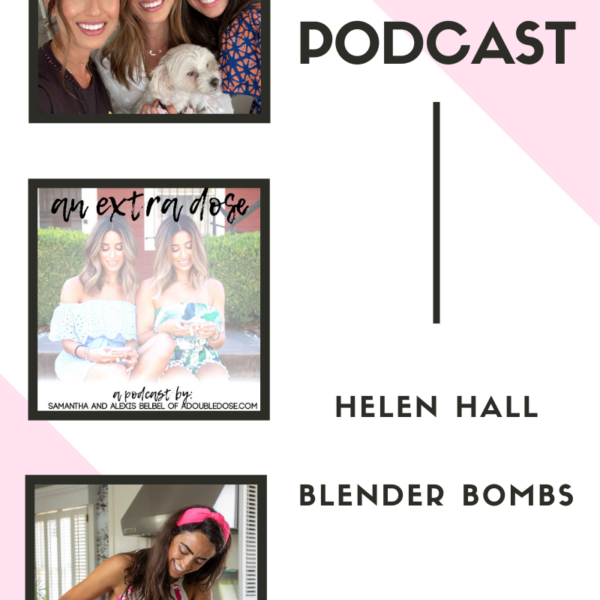 Helen Hall, Founder of Blender Bombs: Entrepreneur Life, Weight Loss, And More: An Extra Dose Podcast