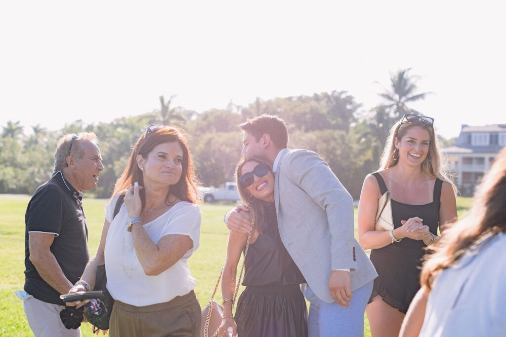 lifestyle and fashion blogger samantha belbel shares her proposal engagements story in Miami | adoubledose.com