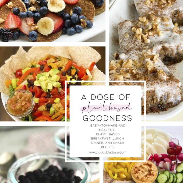 A Dose Of Plant-Based Goodness Ebook
